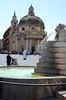 Piazza  del Popolo (David McSpadden) Tags: italy rome fountain egyptianstyle piazzadeipopolo peoplesplaza