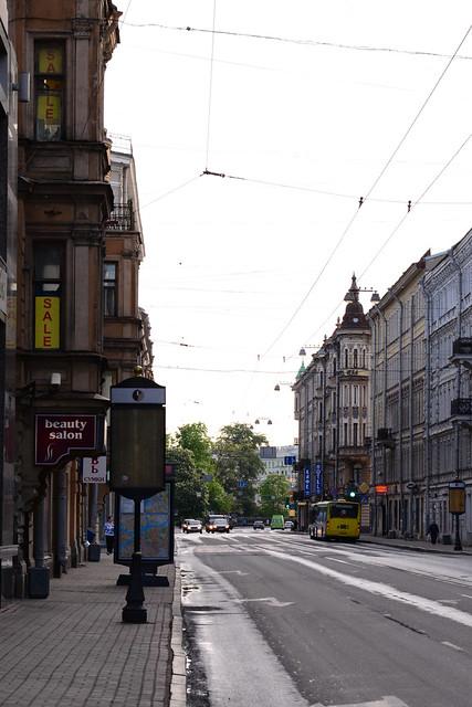 Street View around the hotel /飯店附近的街景