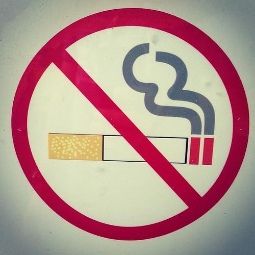 No #smoking