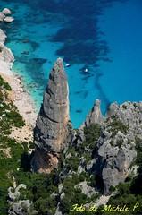 Guglia di Punta Goloritzé (Michele ....) Tags: sardegna salinas di punta michele serra baunei ogliastra guglia goloritzé poddie