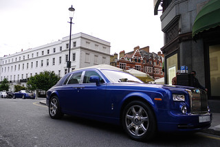 Rolls Royce Phantom & Rolls-Royce Phantom Drophead Coupé Series II