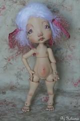 Makeup Commission on July (heliantas) Tags: doll bjd kane chateau nefer irealdoll