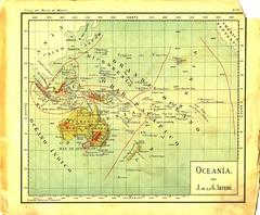 Oceana (Alberto Cernuda) Tags: atlas mapa oceana
