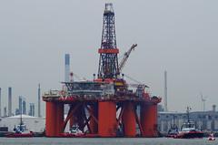 STENA SPEY & Kotug (kees torn) Tags: offshore tugs botlek kotug keppelverolme stenaspey
