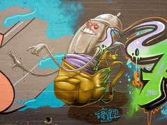 4 elements jam bingen (Pixeljuice23) Tags: streetart graffiti bingen friendlyfire pixeljuice pixeljuice23 4elementsjam