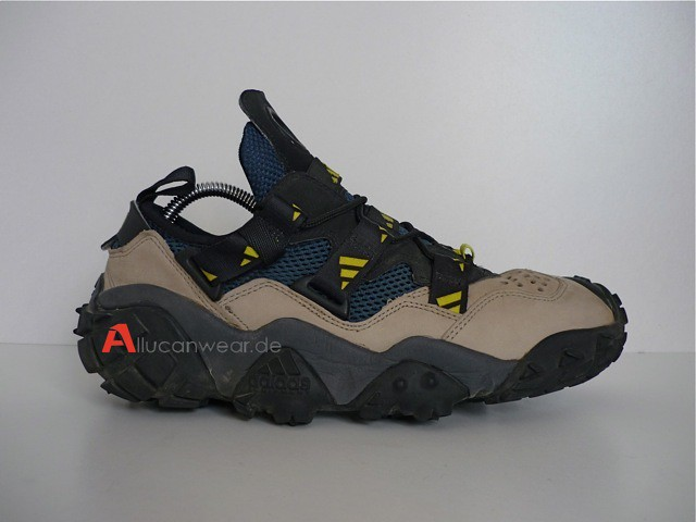 0dba0756219039 VINTAGE ADIDAS EQUIPMENT TREKKING SPORT SHOES (FYW) (aucwd) Tags  vienna  dublin
