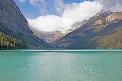 Lake Louise in Alberta, Canada (Mysophie08) Tags: canada lakelouise banffnationalpark infocus highquality drivingthrucanadianrockies