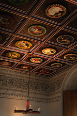 Stirling Castle (Manolo_Moreno) Tags: travel roof castle scotland stirling may ceiling 2013