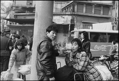 Shanghai上海1994 part5 Renmin Road 人民路-70 (8hai - photography) Tags: road shanghai yang ren 上海 1994 bahai hui min renmin part5 人民路 yanghui shanghai上海1994