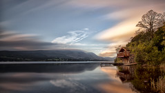 Duke of Portland Boathouse, Ullswater (yadrad) Tags: longexposure cumbria boathouse thelakes ullswater thelakedistrict duleofportlandboathouse