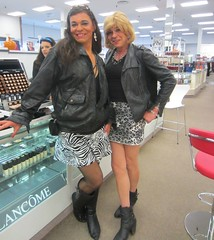 Julie & I (MarcieGurl) Tags: cd crossdressing tgirl ts gurl marciegurl
