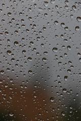 Gouttes de pluie (Jef ALTERO) Tags: eau pluie goutte vitre