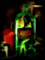 absinthe fairy  (voodoo remix) (derek raugh) Tags: