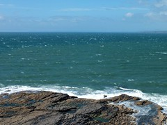 Views from Hook Lighthouse (Waterford_Man) Tags: ireland sea water landscapes seascapes harvest wexford munster suir hookhead