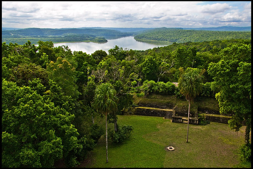 Vista desde el templo 216