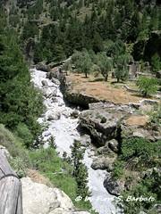 Crete [GR], 2006, Samaria Canyon. (Fiore S. Barbato) Tags: park parco trekking canyon creta greece grecia national crete gola samaria nazionale gole escursione escursioni sideroportes
