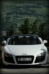 Audi R8 (Nidjo) Tags: auto cars car automobile voiture audi supercar v10 motorsport r8 worldcars montchavinlescoches motorsportiveday