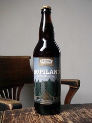 Hopilano IPA (knightbefore_99) Tags: bottle beer cerveza pivo ale camra real craft bc ipa india pale hopilano capilano bridge brewing tasty best art awesome