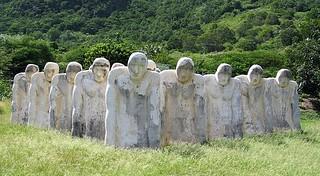 L'incontournable Memorial de l'Esclavage à découvrir en voiture de location à Anse Caffard