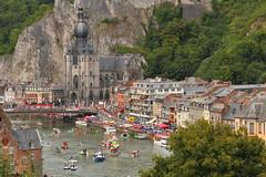 Rgate International des Baignoires (tmizo) Tags: church europe belgium belgique belgie notredame international notre dame dinant collegiale regate baignoires