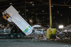 Where recycling happens. (protohiro) Tags: sanfrancisco california unitedstates recycling recology