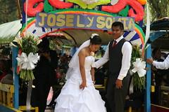 Mexico (Kika 2002) Tags: wedding mexico barco boda casamento colourful cor xochimilco colorido