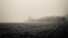 overcast (Snowblind6 Photography) Tags: field fog canon germany deutschland photography eos is nebel feld ii sachsen 1855mm dslr efs vogtland snowblind 13556 60d snowblind6 snowblind6photo