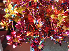 Chinese New Year Pinwheel Decor (shaire productions) Tags: decorations red asian photography photo vietnamese image chinese picture culture pic chinesenewyear celebration photograph luck lucky pinwheel oriental decor lunarnewyear cultural imagery