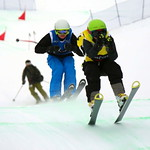 Western Canada Open Ski Cross at TELUS Park, Big White Ski Resort January 18-19, 2014 PHOTO CREDIT: Big White Racers