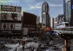 Kuala Lumpur Autumn Infrared (Nik Najmuddin Nik Ariff) Tags: autumn infrared kualalumpur monorail kl bukitbintang monorel keretapi klmonorail poknik poknikphoto autumninfrared niknajmuddin bktbtg