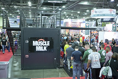 Muscle Milk & Monster Milk