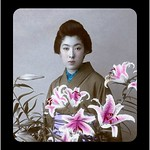 A GIRL OF OLD JAPAN thumbnail