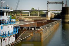 Lake Providence (Terral River Service) Tags: river harbor boat cargo transportation service fleet barge bulkmaterial terralriverservice