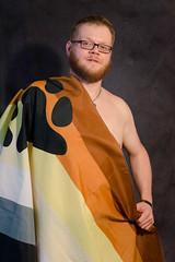 Paul Hall-4x6-7315 (Mike WMB) Tags: bear cub ginger beard