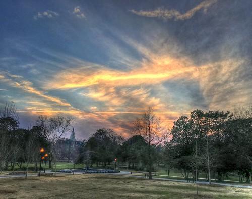Tattnall Square Park - Macon, Georgia