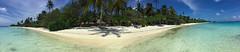 Maledives Beach Pano