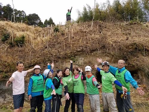 富岡町復興の集い2017→小高で災害ボランティア(援人 2017年 0407便)
