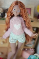 IMG_5517 (Cleo6666) Tags: lana lillycat cerisedolls marron glacé bjd doll chibbi