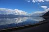 Lake Ohrid seen from the bus near Pogradec (Timon91) Tags: albania albanië shqipëria shqipëri ohrid lake meer охридско езеро ohridsko ezero liqeni ohrit