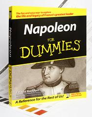 Napoleon for Dummies (2010kev) Tags: napoléon napoléonbonaparte
