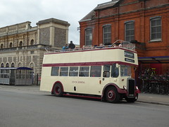 19 March 2017 Exeter (15) (togetherthroughlife) Tags: 2017 march exeter devon bus stdavids opentopbus lrv992 19992 stagecoach leylandpd2 metrocammell