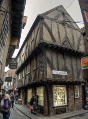 The Shambles, York, UK (neilalderney123) Tags: ©2017neilhoward olympus york shambles history street architecture