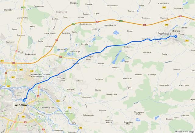 16 Polska-Oleśnica-Wrocław
