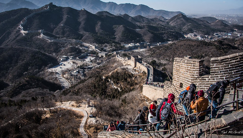 2016 - China - Great Wall of China - Badaling - 6 of 6