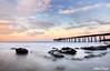 0S1A5398enthuse (Steve Daggar) Tags: catherinehillbay sunset seascape landscape nswcentralcoast gosford wharf jetty firetwirling steelwooltwirling firespinning