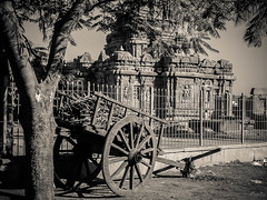 2006 India,  Badami 0104.jpg (Mandir Prem) Tags: indians ancient wildlife asia backpakers india exotic travel bw outdoor temple nature places badami