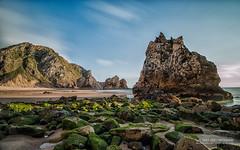 Green Rocks (Luis Sousa Lobo) Tags: img38942 ursa sintra cascais portugal canon 70d 2470 lee filter 10stops