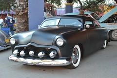 2017 Grand National Roadster Show (USautos98) Tags: 1949 ford shoebox leadsled hotrod streetrod kustom rockabilly
