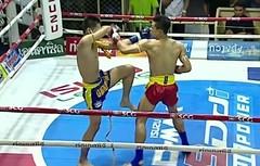 เอกราชัน ม.กรุงเทพธนบุรี vs พยัคฆ์เมฆา ชูวัฒนะ @ดูมวยย้อนหลัง