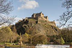 Edinburgh Castle Golden Hour (Colin Myers Photography) Tags: edinburgh sunset cityscape golden hour edinburghcastle auld reekie scotland scottish sun set warm autumn colin myers photography colinmyersphotography scottishcastle